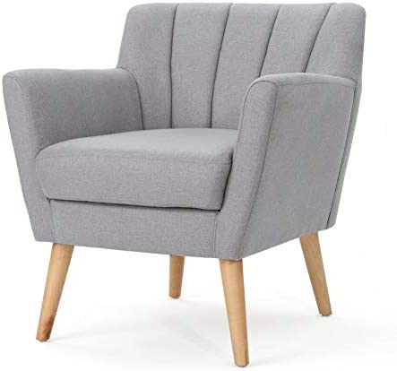 Top 10 Best Gray Accent Chairs of The Year 2020, Buyer Guide With Detailed Features