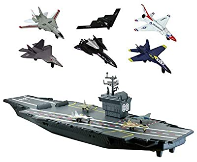 DARON WORLDWIDE Electronic 31 inch Aircraft Carrier