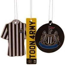 Car Air Freshener - Newcastle United F.C by Footie Gifts
