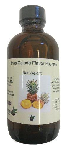 Long Beach Mall OliveNation Pina Colada Flavor Fountain 8 Ranking TOP1 Gluten-free - ounces