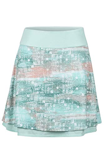 Marmot Damen Samantha Skirt Rock Mit Uv-Schutz, Double Mint Softwater, M