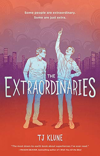 The Extraordinaries (English Edition)