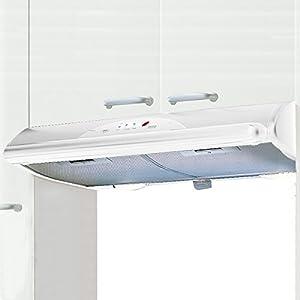 Mepamsa Mito Jet 60 – Campana aspirante decorativa de pared, color blanco