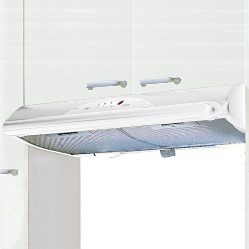 Mepamsa Mito Jet 60 - Campana aspirante decorativa de pared, color blanco