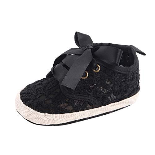 Luckycat Zapatos de Encaje para bebés Zapatillas de Deporte Zapatillas de Deporte...