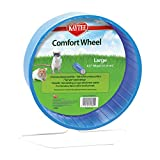 Kaytee Comfort Wheel - 8.5 inch, Large (Colours May Vary)