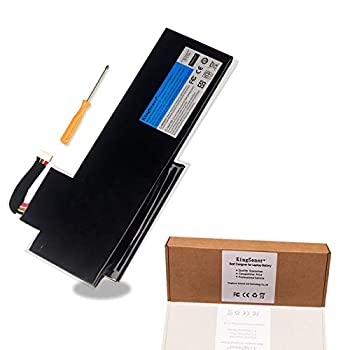 KingSener BTY-L76 Laptop Battery for MSI GS70 MS-1771 MS-1772 MS-1774 2QC-019XCN for Medion Erazer X7615 X7613 5400mAh