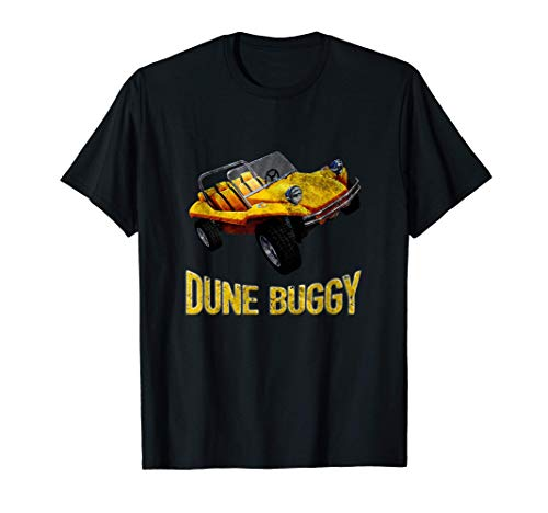 Vintage Dune Buggy Strand Buggy Off Road Sand Rail Geschenk T-Shirt