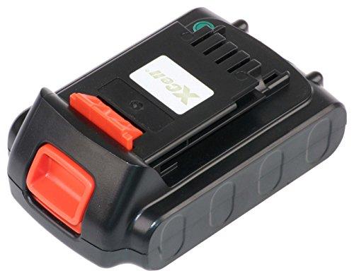 Homme de hück Xcell Outils Batterie Li-Ion 136832 F.b + D 20 V/2ah Batterie pour outils électriques 4042883368323
