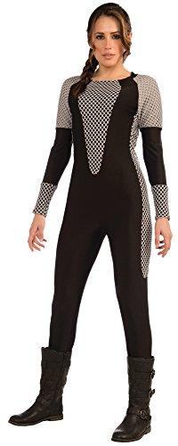 Forum Novelties Women's Costume Jumpsuit, Black/Gray, Medium/Large - http://coolthings.us