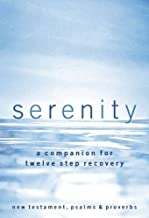 NKJV, Serenity, Paperback, Red Letter Edition: A Companion for Twelve Step Recovery