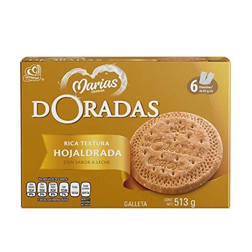 caja de galletas fabricante Marias Gamesa