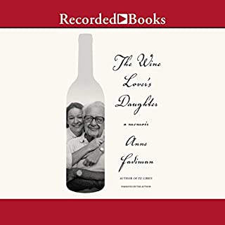 The Wine Lover's Daughter audiobook cover art