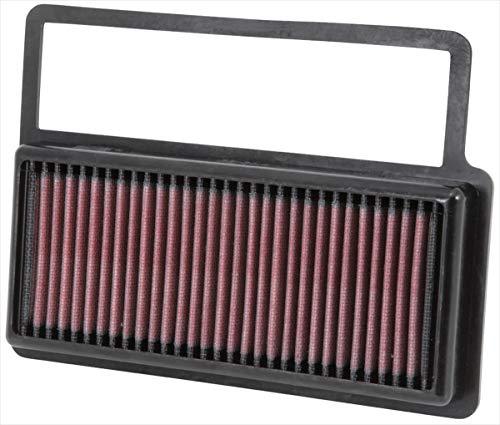 K&N 33-3014 Filtri Aria Sostitutivi Auto, Lavabile e Riutilizzabile