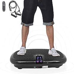 ISE Fitness avec Plateforme de Vibration
