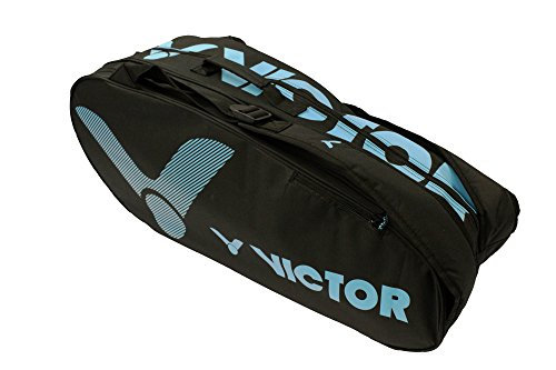 VICTOR Doublethermobag Blue Badminton Tasche, 76x33x26 cm
