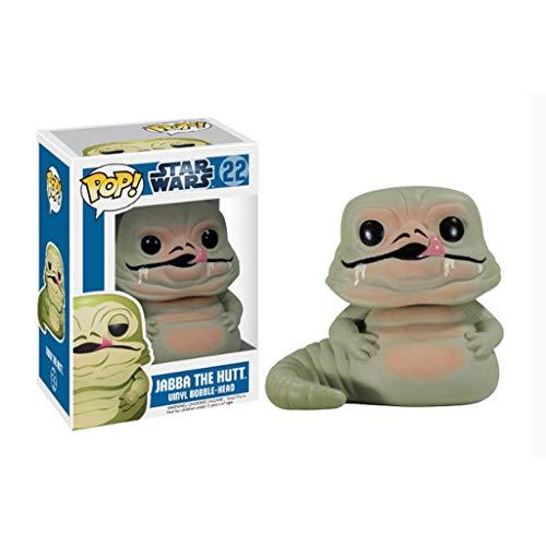 PY Star Wars: POP Jabba The Hutt Abbildung Modell-Spielzeug-Dekorationen Star Wars Puppensammlung