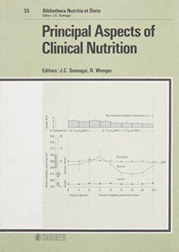 Somogyi Bibliotheca Nutritio Et Dieta – ∗principal ∗   Aspects Of Clinical Nutrition (Forum of Nutrition)