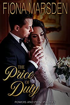 The Price of Duty (Powers and Principalities Book 1) by [Fiona M Marsden]