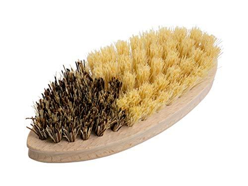 Cepillo de limpieza para verduras de Bümag, de madera de ha