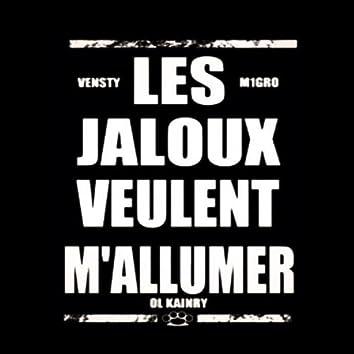 Les jaloux veulent m'allumer (feat. Ol Kainry)