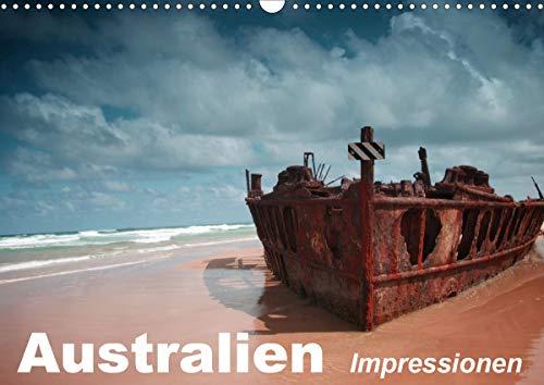 Australien • Impressionen (Wandkalender 2021 DIN A3 quer)