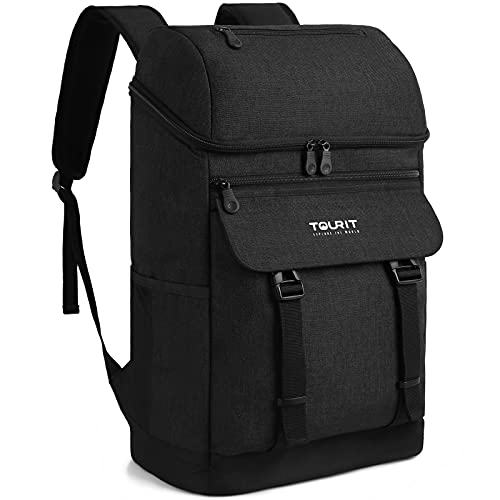 Tourit 28 Cans Insulated Waterproof Cooler Backpack $23.99