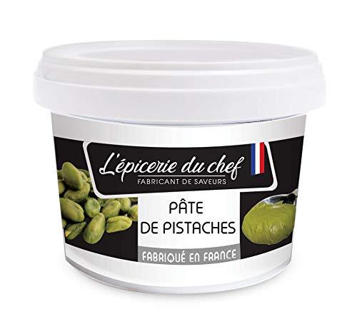 Pasta de pistacho para pastelería creativa Origen : Francia