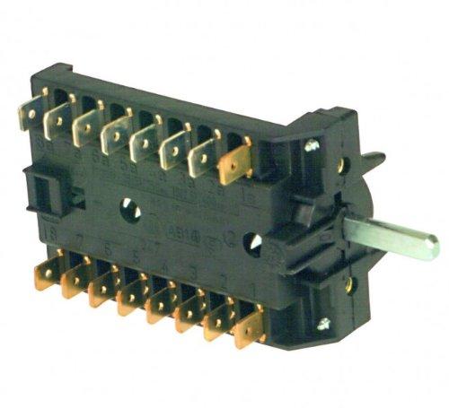 Schalter 3075/2, passend zu Geräten von:EBD, Seppelfricke, Merloni