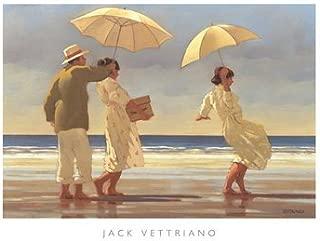 the picnic party jack vettriano