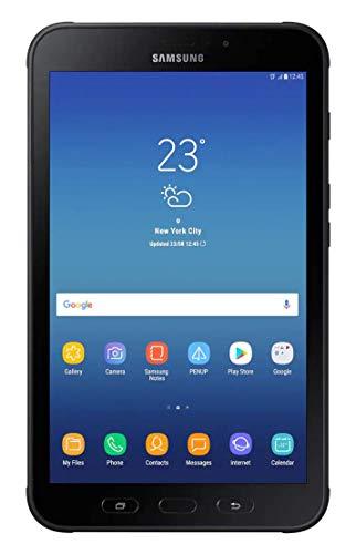 SAMSUNG Galaxy TAB Active 2 SM-T395 4G 16GB Tablet Computer, Nero (Ricondizionato)