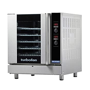 Moffat G32D5 Turbofan Gas Full Size Convection Oven With Digital Controls