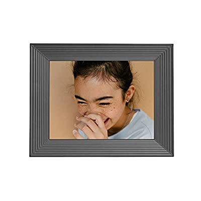 Aura Smart Digital Picture Frame 10 Inch Free Unlimited Storage HD WiFi Frame The Best Way to Share Photos Feel Together from Away