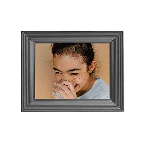 Aura Mason Smart Digital Picture Frame 9 Inch Free Unlimited Storage HD WiFi Frame...