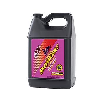 Klotz Snowmobile TechniPlate Synthetic 2-stroke Premix/Injector Oil - 128 ounces