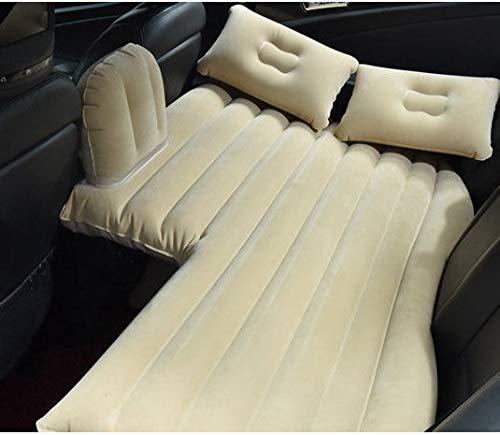 zihui Liggend en zittend opblaasbaar bed universele matras stoom auto binnenbed achterste rij kind auto reizen matras