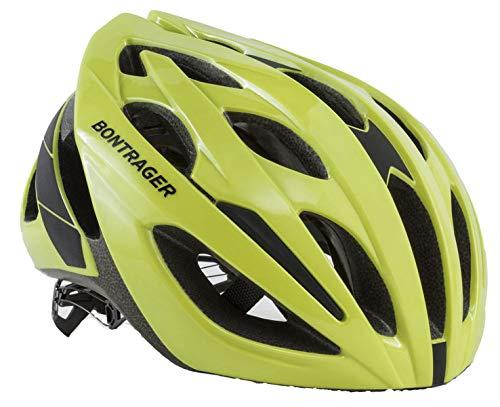 Bontrager Starvos Wavecel MTB Fahrrad Helm gelb 2021: Größe: XL (60-66cm)