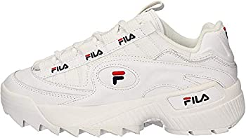 Fila D-Formation White Navy Red 10 B  M