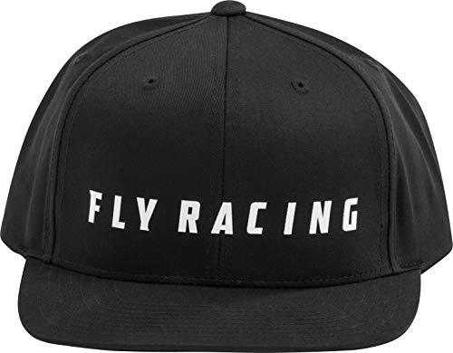 Fly Racing Logo Hat (Black)