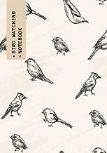 Bird Watching Notebook: Vintage Logbook Journal Diary | Gifts For Birdwatchers Birdwatching Lovers | Log Wildlife Birds, List Species Seen & More | Great Book For Adults & Kids (Hobbies) (Volume 18)