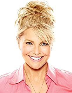 Natural Tone Hair Wrap HT56/60 Light Gray - Christie Brinkley 6