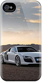 Durable Protection Audi R8 Cases Covers For Iphone 4/4s