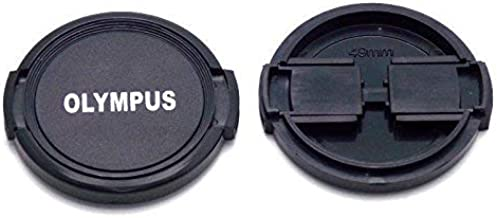 Microfiber Cleaning Cloth. Olympus OM-D E-M1 Mark III Lens Cap Center Pinch 67mm + Lens Cap Holder