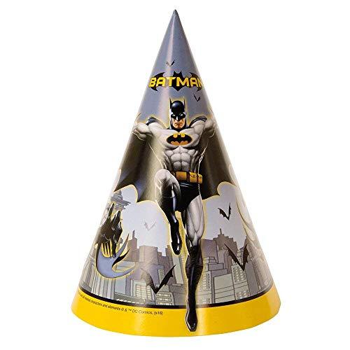 Unique Party Accessoires de fête Batman