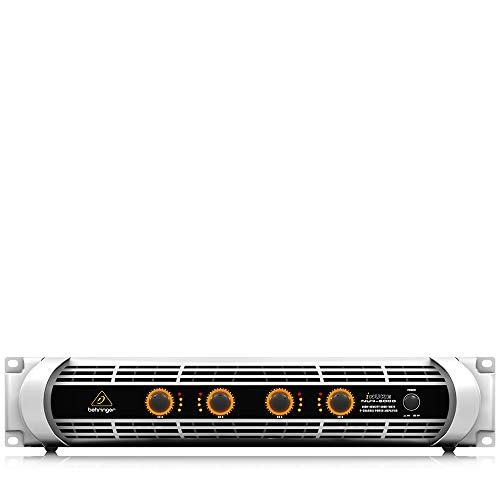 Behringer iNuke NU4-6000 - Amplificador de Audio (4.0, D, XLR / 1⁄4
