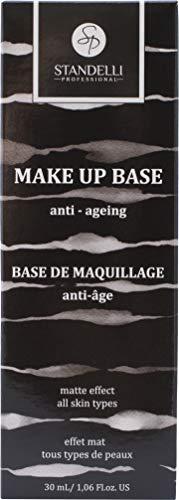 Standelli - Make up Base, Matte Primer, glättende Make-up Basis, perfekten Untergrund für das Foundation, Puder und Mouse (1 x 30 ml)