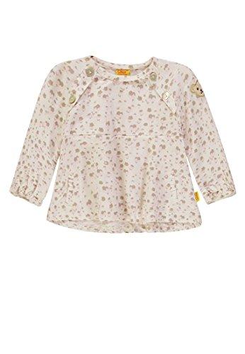 Steiff Steiff Baby-Mädchen Tunika 1/1 Arm Bluse, Rosa (Allover Multicolored 0003), 74