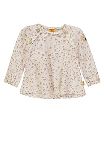 Steiff Baby-Mädchen Tunika 1/1 Arm Bluse, Rosa (Allover|Multicolored 0003), 86
