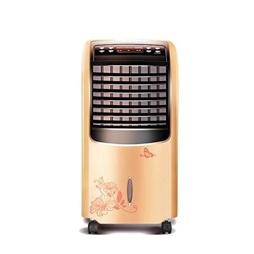 Ventilateur de climatisation Refroidisseur d'air de Chauffage Domestique et de Refroidissement Ventilateur de climatisation à Refroidissement par Eau, Refroidissement et Chauffage, réfrigération 70W