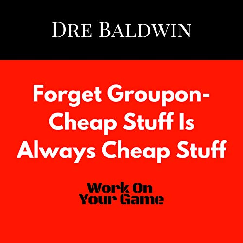 Audiobooks narrated by Dre Baldwin | Audible com